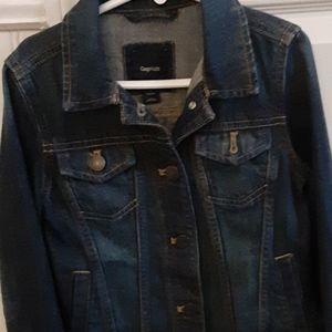 Gapkid's jean jacket.